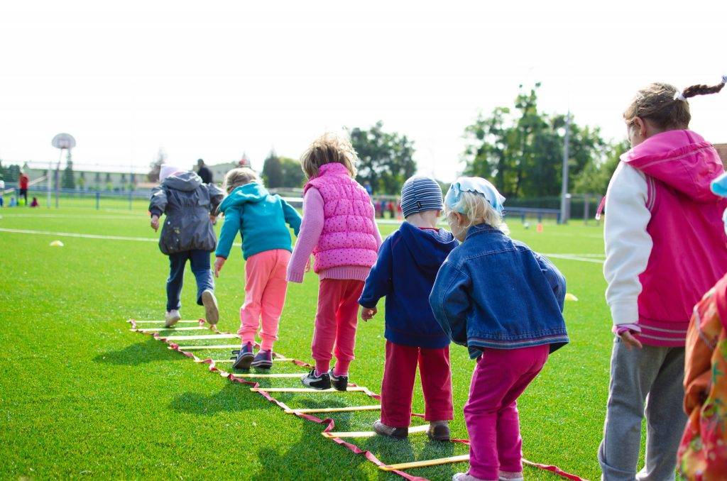 Children Outdoor Activities
